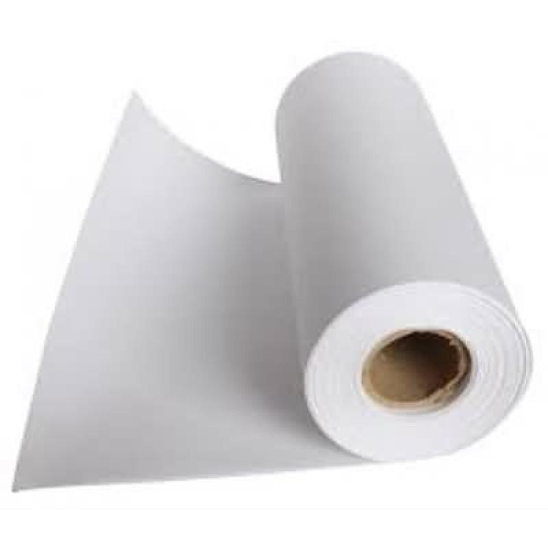 Papel blanco 24 g.31 cm.