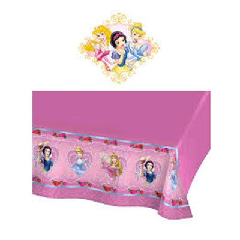 Mantel 120x180 Princesas plstico