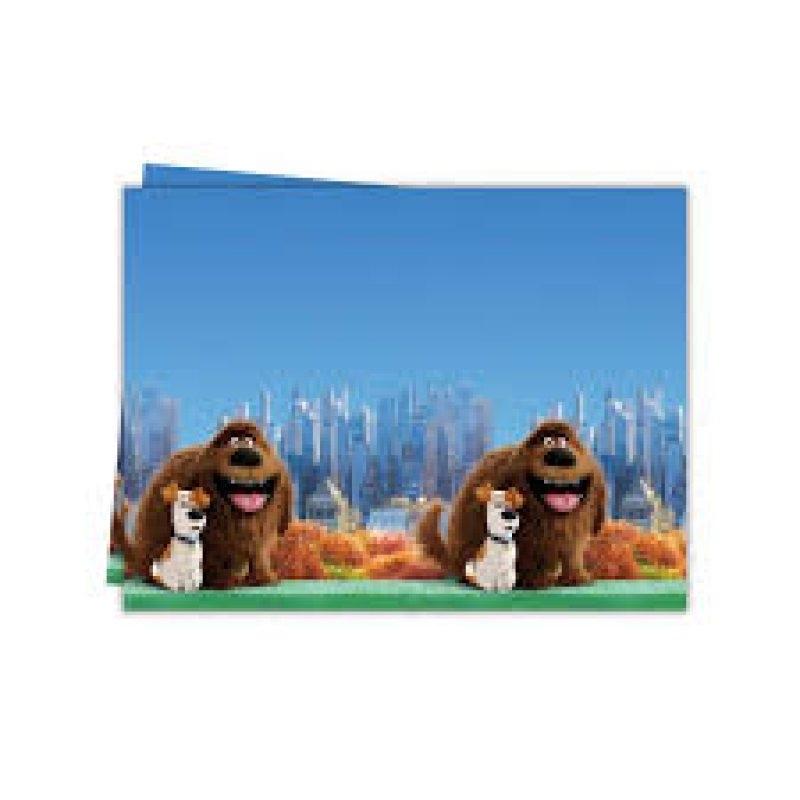 Mantel 120x180 Mascotas