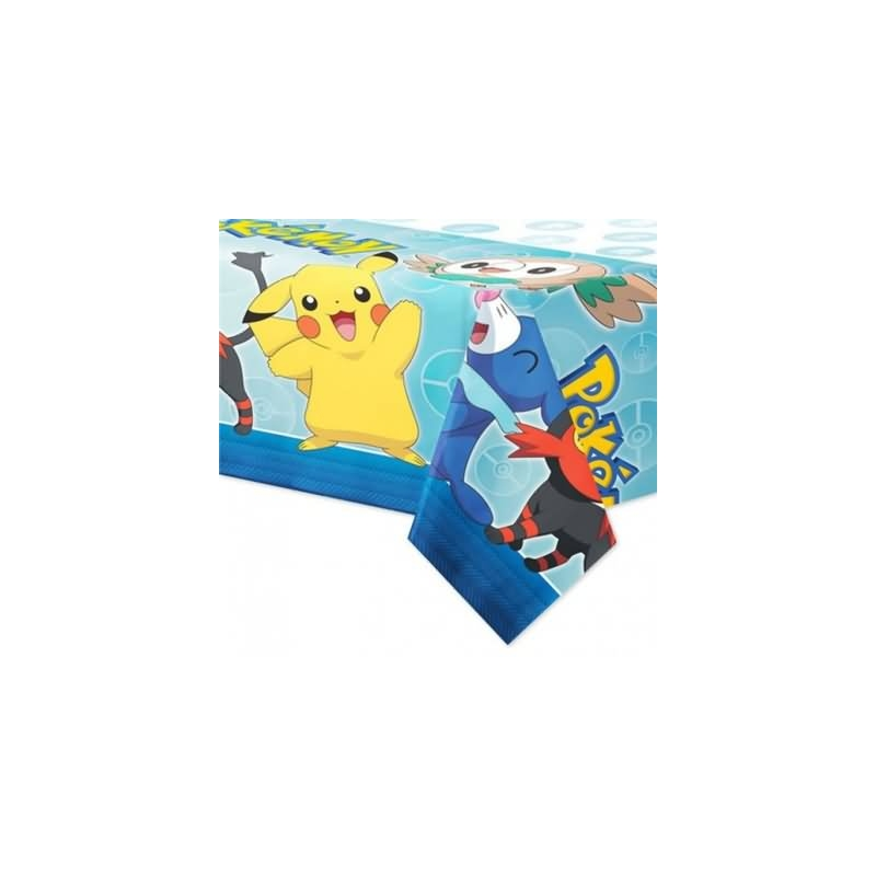 Mantel 137x243 Pokemon