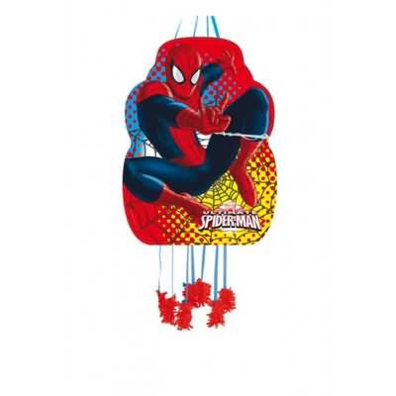 Piñata mediana Spiderman