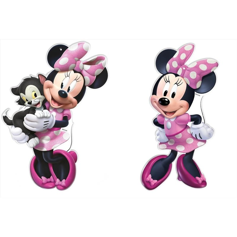 Figura mini 30 cm.Minnie
