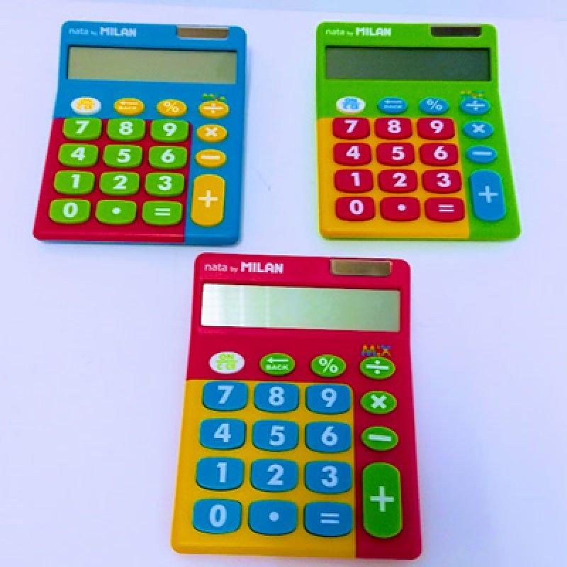 Calculadora Miln Touch
