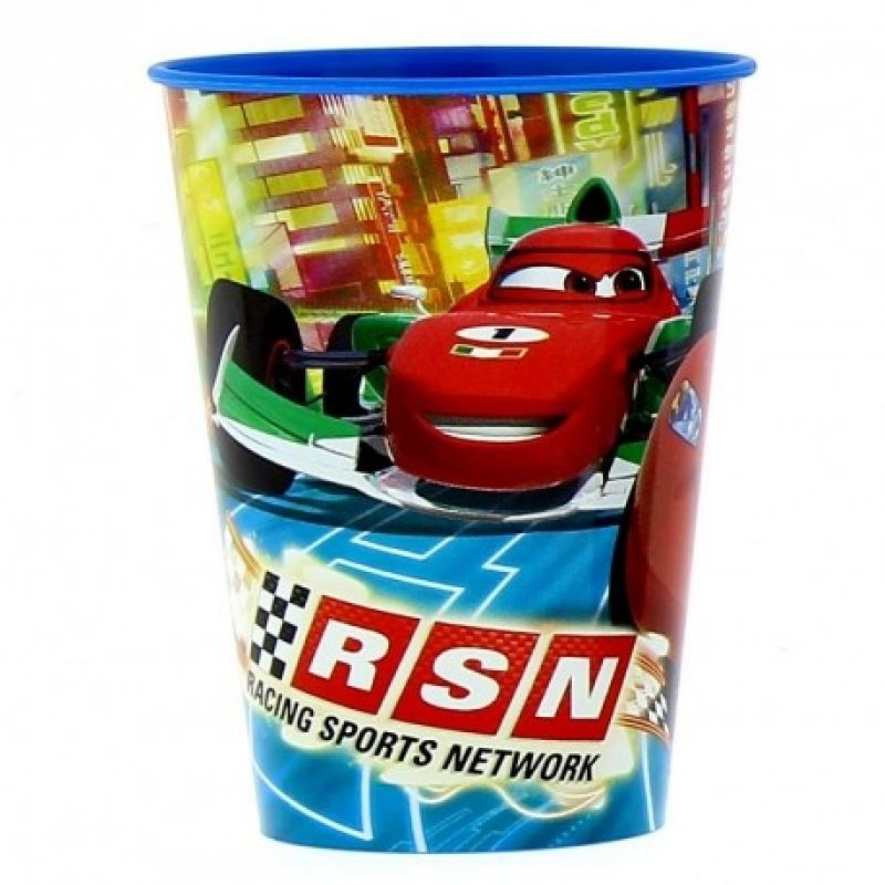 Vaso pl�stico Cars