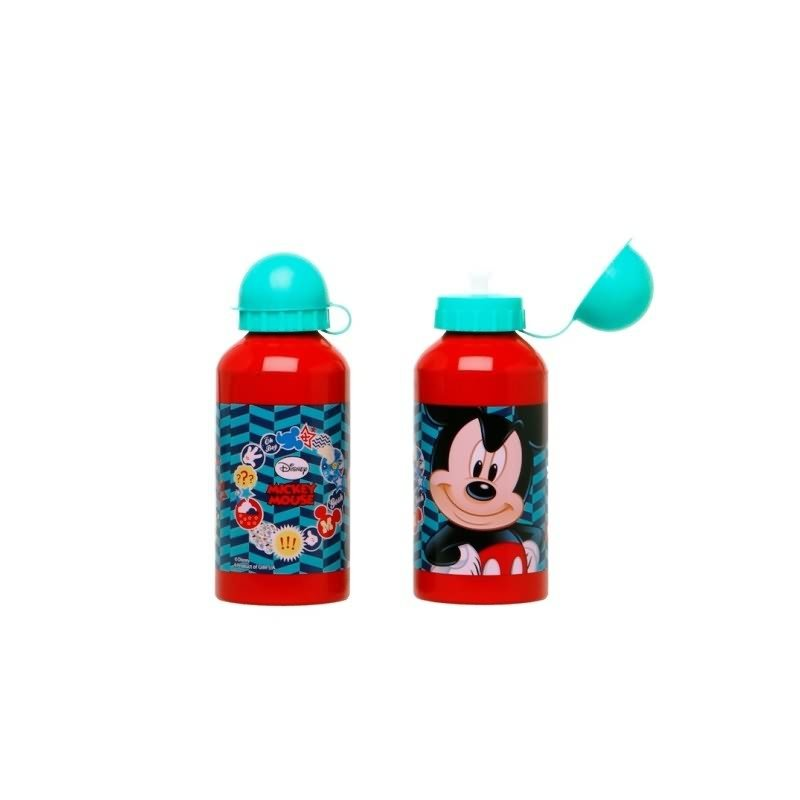 Botella de Aluminio Mickey Mouse 500ml